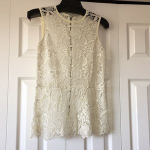 CAbi Tops - CAbi Lace Top